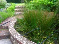 Alfriston patio pond