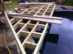 Pond re-build pic 2