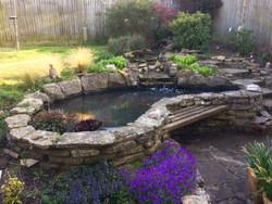 Stone Cross pond