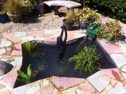Pre-formed Hailsham pond