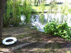 Same swim-pond.