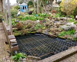 Seaford Garden pond