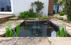 Seaford Pond after the refit
