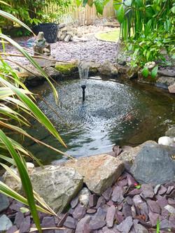 Willingdon pond