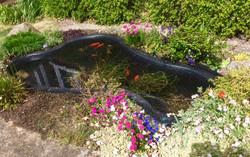 Eastbourne small pond