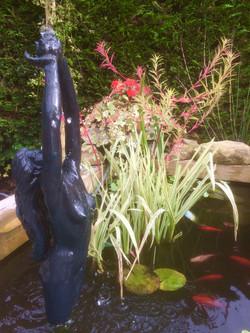 Hailsham raised pond 2