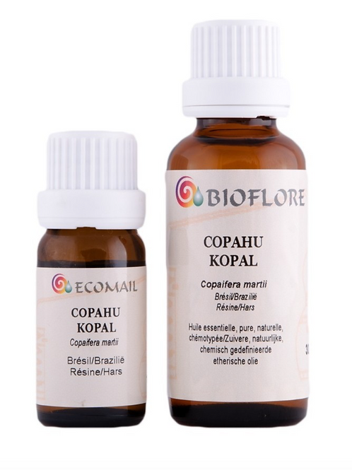 Huile essentielle de Copahier ou Copahu
