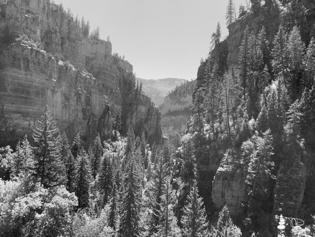 Western Shadows Gallery | Hanging Lake View