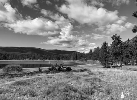 Western Shadows Gallery | High Desert Pond
