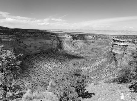 Western Shadows Gallery | Canyon Wall Shadows