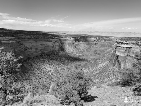 Western Shadows Gallery | Canyon Wall Shadows