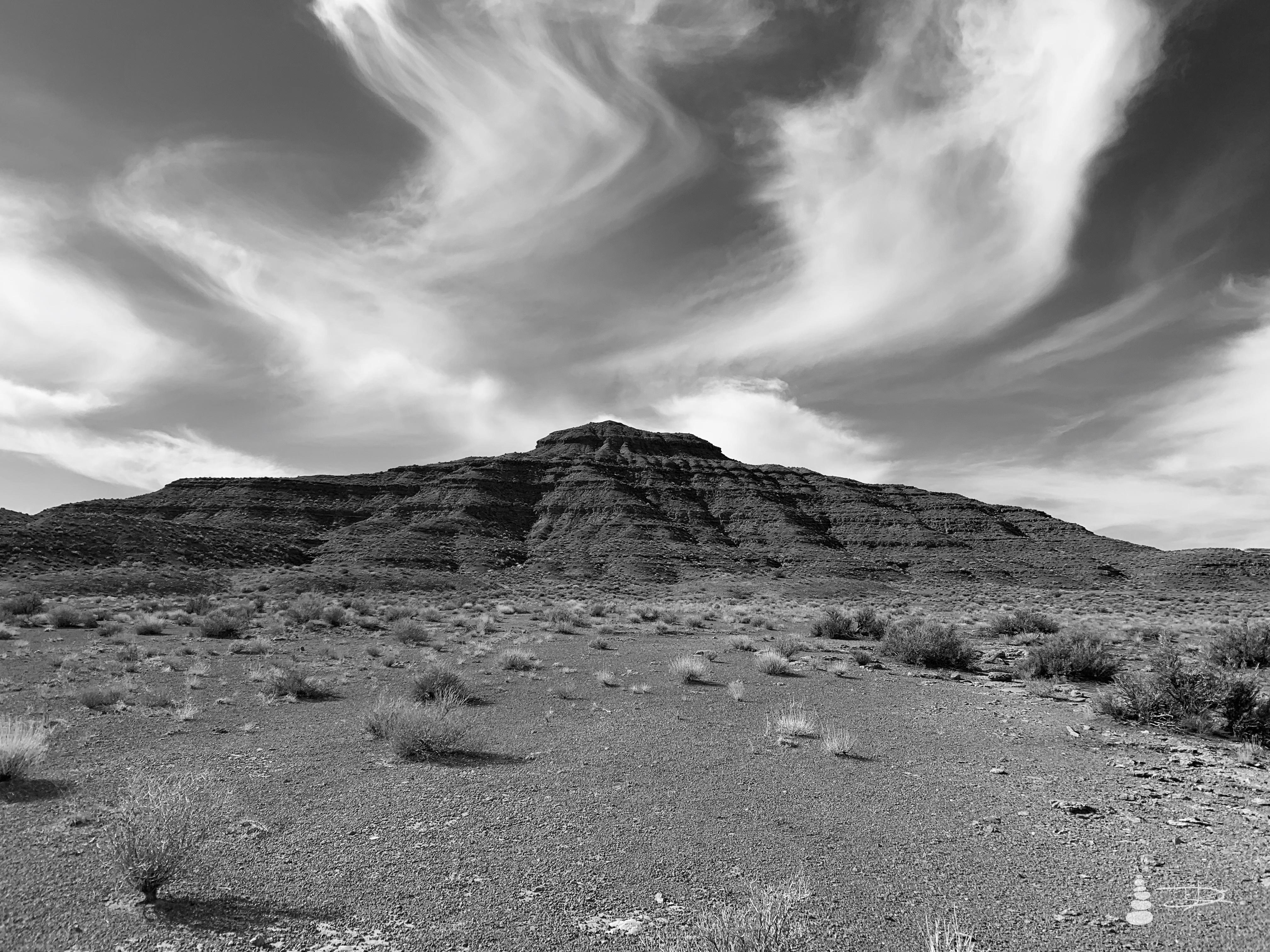 Western Shadows Gallery | Desert Sky
