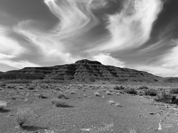 Western Shadows Gallery   Desert Sky