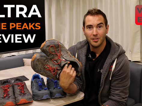 Over 3 Years of Using the Best Shoes EVER! - Review of the Lone Peak Altras    VLOG