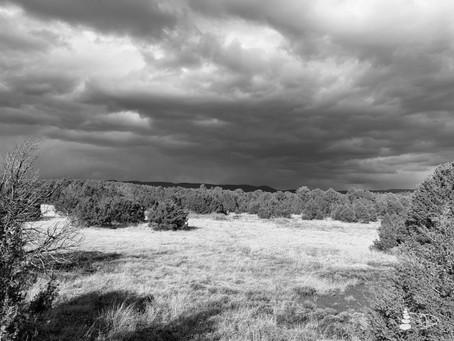 Western Shadows Gallery | Storm Sky