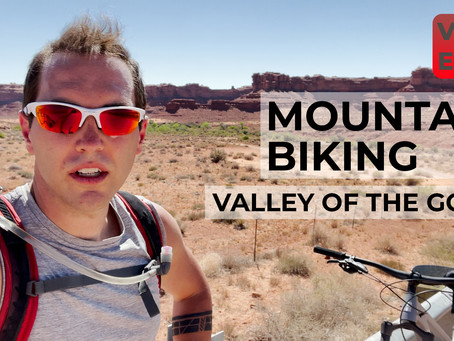 YouTube Weekly VLOG | EP26 | Mountain Biking and Geo-Mapping Valley of the Gods