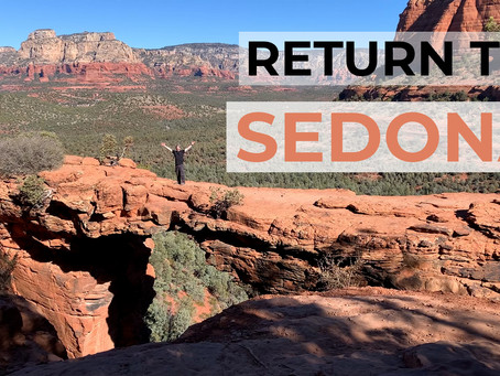 YouTube Weekly VLOG | EP12 | More Hiking in Beautiful Sedona, Daily Minimalism