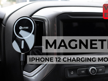 YouTube Weekly VLOG | EP27 | New iPhone 12 Magnetic Charging Car Mount
