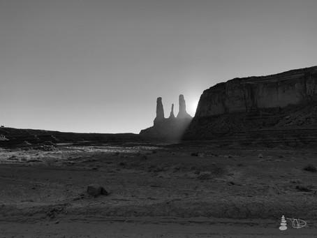 Western Shadows Gallery | Three Sisters