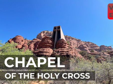 YouTube Weekly VLOG | EP25 | Cycling Sedona, Chapel of the Holy Cross, and First Tattoo