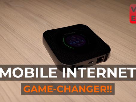 YouTube Weekly VLOG | EP28 | Mobile Internet Game-Changer - Netgear Nighthawk