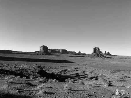 Western Shadows Gallery | The Buttes