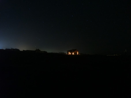First Attempts at Night Photography
