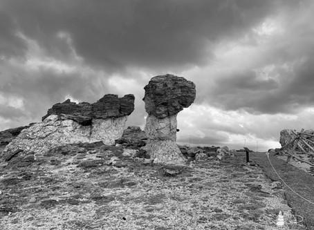 Western Shadows Gallery | Mushroom Rocks