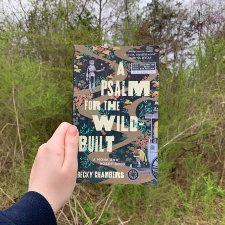 A Psalm for the Wild-Built by: Becky Chambers Book Review