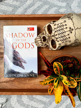 The Shadow of the Gods by: John Gwynne ARC Review