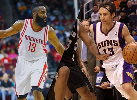 An In-Depth Comparison of the 06-07 Phoenix Suns and 17-18 Houston Rockets