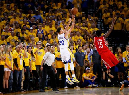 The Three Point Shot & the NBA