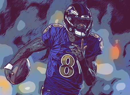The Sustainability of Lamar Jackson's Production
