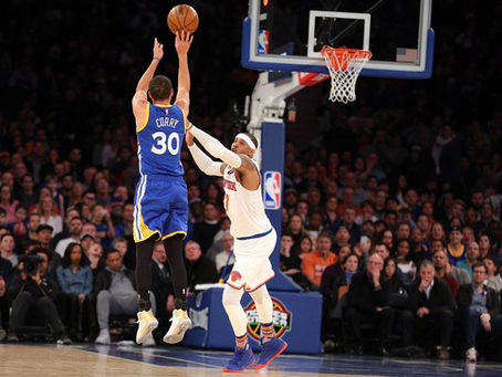3-pt Volume vs. 2-pt Efficiency: Stylistic Differences in the Modern NBA