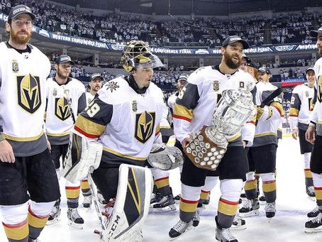 Vegas Golden Knights: The Most Successful Expansion Team in NHL History