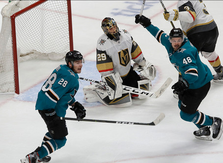 How the Sharks' Versatility Led them to the Conference Finals