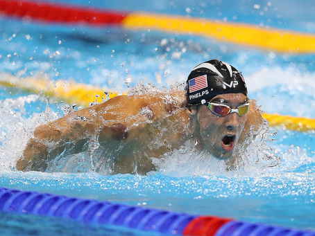 The Legacy of Michael Phelps