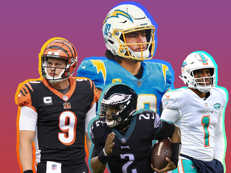 Rookie QBs: The 2020 Class