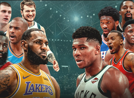2020 NBA Playoff Predictions Part 1: Our Model (The Nerdy Stuff)