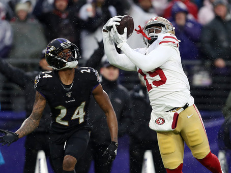 Assessing the Tiers of Modern NFL Receivers With the Help of Machine Learning