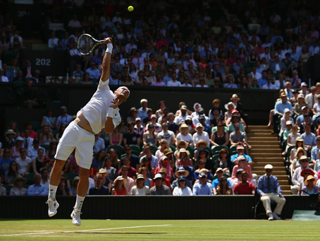 How Important is the Serve in Men's Singles Tennis?