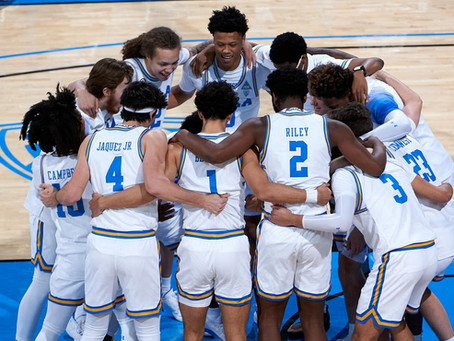 Is UCLA MBB on the Rise?