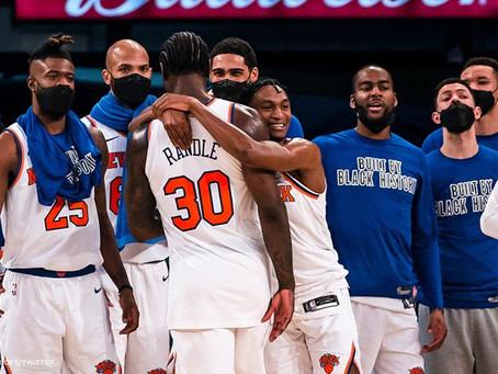 "Analyzing the Recent New York Knicks ""Success"""