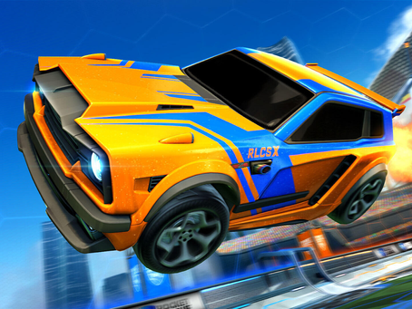 Comparing the Playstyles of North American and European Rocket League
