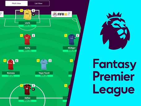 Cracking the Fantasy Premier League Process