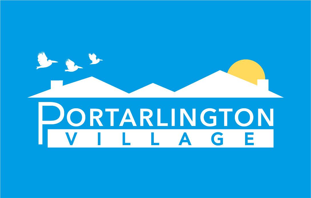 Portarlington Village Logo