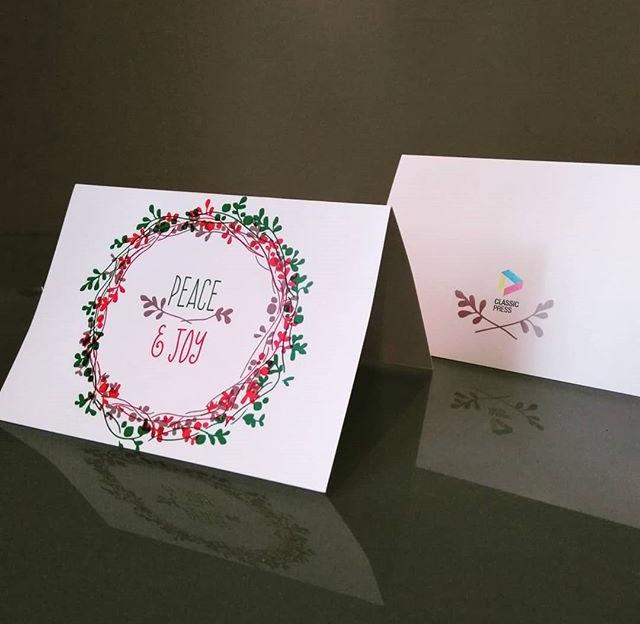 Holiday Season Cards