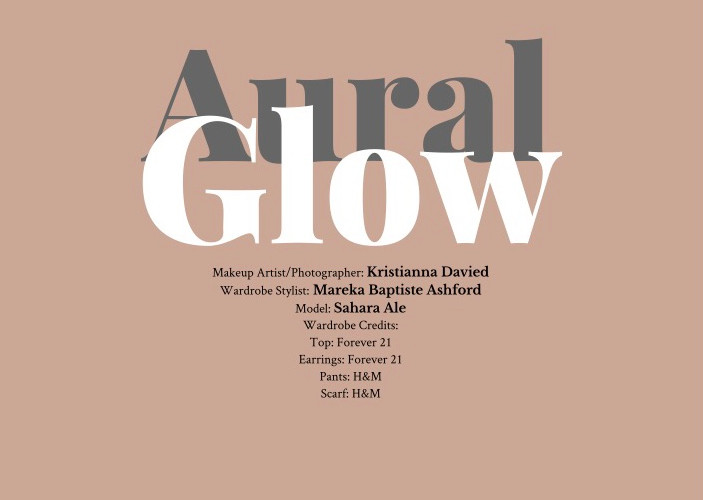 """""""Aural Glow"""" by Kristianna Davied published in iMirage Magazine"""