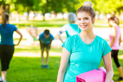 Fitness stock photography