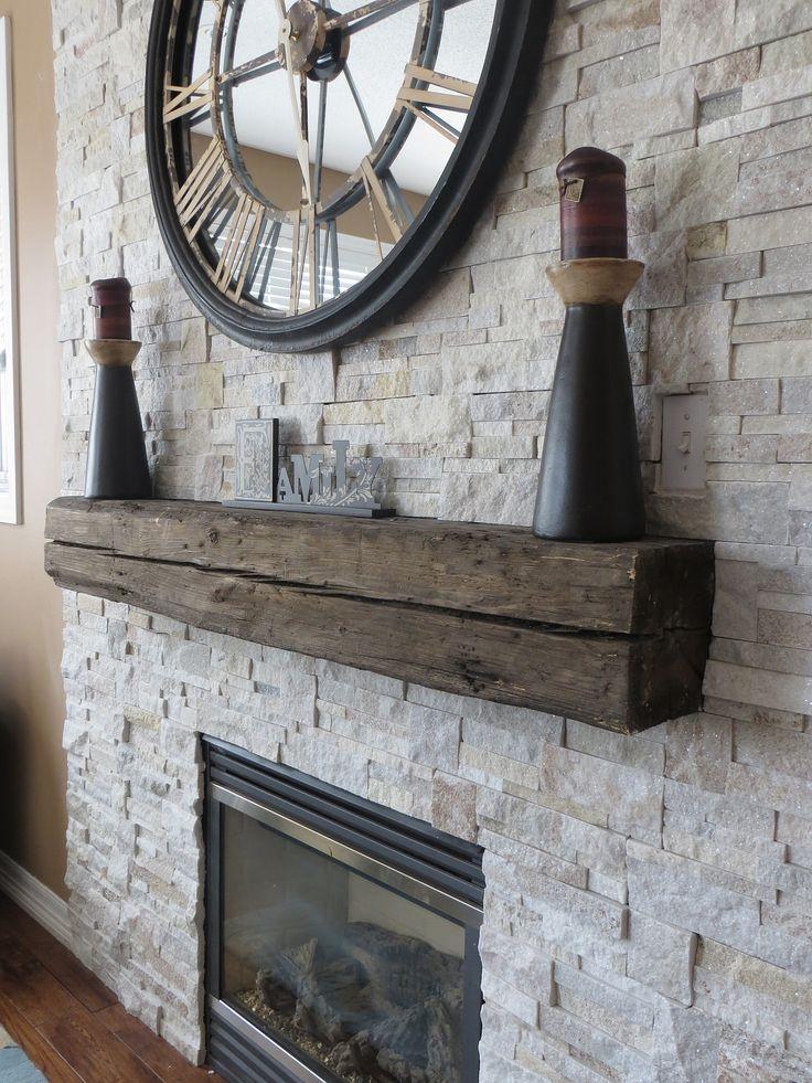 Fireplace - Stone Veneer